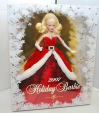 2007 Holiday Barbie Collectors Item