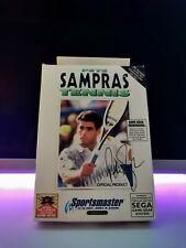 Pete Sampras Tennis Sega Game Gear (Topzustand, vollständig, selten, deutsch)