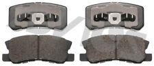Disc Brake Pad Set-GTS Rear ADVICS AD0868