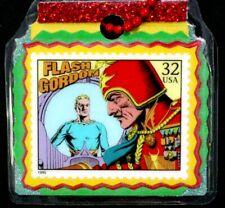 US Stamp Key Tag, 1995 Flash Gordon & Prince Valiant, Lamination, New