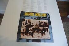 MICHEL MALLORY PAROLIER DE JOHNNY HALLYDAY. LP CANTA. FOLK CORSE.