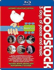 Woodstock - Ultimate Édition Collector Blu-Ray (1000099575)