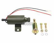 New 12V Universal Electric Fuel Pump Metal Solid Diesel 4-6 PSI