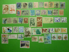 LOT 6180 TIMBRES STAMP POSTE AERIENNE DIVERS BRESIL BRASIL ANNEE 1866-1997