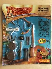 Fighting furies moc FF7 1970s Matchbox outfit carded stockade assault
