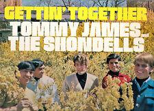 TOMMY JAMES AND THE SHONDELLS.GETTIN' TOGETHER.U.S.ORIG  LP + INN/SL.EX/EX
