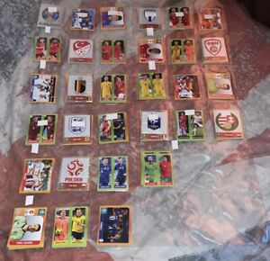 Job Lot 369x Panini Euro 2020 Tournament Edition Stickers [NO DUPLICATES]