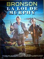 Plakat Kino La Law Of Murphy Charles Bronson - 120 X 160 CM
