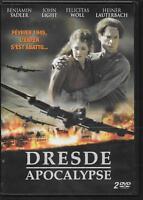2 DVD Zona 2 Dresden Apocalypse Sadler / Light/ Lana/Lauterbach