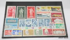 German DDR 1960 SC#492-528, Stamps, 36 Pieces/12 Set, Mint Never Hinged, VF