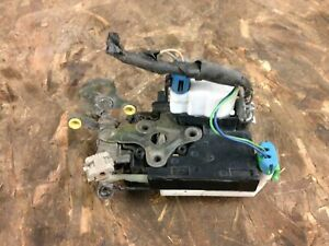 2003 chevy avalanche door latch actuator ( driver front ) 2003-2006 chevy tahoe