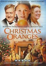 CHRISTMAS ORANGES - DVD Starring Bailee Johnson, 2012  **BRAND NEW**