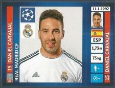 PANINI UEFA CHAMPIONS LEAGUE 2013-14- #094-REAL MADRID-DANIEL CARVAJAL