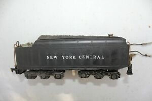 American Flyer 322 NYC Hudson Smoke in the Tender New York Central WORKS