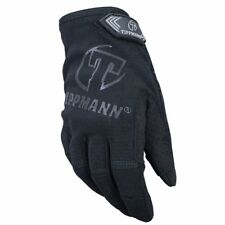 Tippmann Sniper Tactical Full Finger Airsoft Paintball Gloves Black - Small New