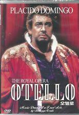 OTELLO (1986) PLACIDO DOMINGO  NEW DVD