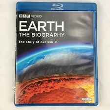 Earth - The Biography (Blu-ray Disc, 2008, 2-Disc Set, BBC Video)