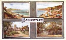 ARQ/Quinton # *1453 by J.Salmon. Sandown, Isle of Wight Multiview.