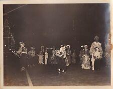 vintage photo fancy dress carnival carnaval Karneval Santiago de Cuba foto 1948