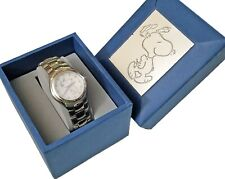 ⌚⌚ New Fossil Snoopy Peanuts Bracelet Watch Limited Edition LL1020 145/1000 ⌚⌚