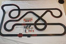 Brand NEW AFX Tomy Turbo Giant American Super Speedway 47' Slot Car Track Set
