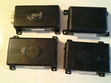 Directed Dei Valet Audiovox Lots Of 4 Main Brain Units Used In Working Condition