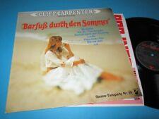 Cliff Carpenter / Barfuß durch den Sommer (GER 1977, Hansa 25 432 XAT) - LP