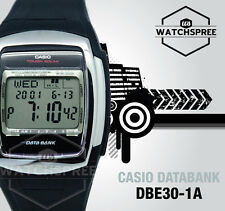 Casio Data Bank & Tough Solar Series DBE30-1A