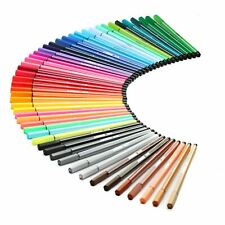 Stabilo Pen 68 Felt Fibre-tip Adult Colouring Pens, Metal tin of 50