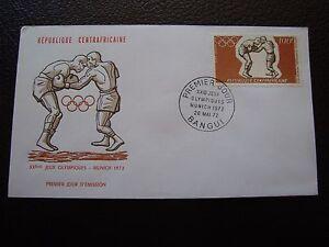 Repubblica Centrafricana - Busta 1er Giorno 26/5/1972 (B4)
