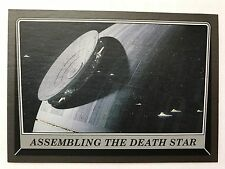 Star Wars Rogue One Mission Briefing #105 Assembling the Death Star BLACK