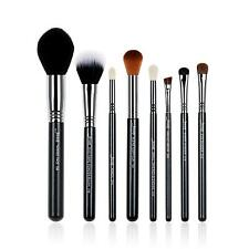 8Pcs Professional Cosmetic Makeup Brushes Set Eyeshadow Blush Make Up Tools T121