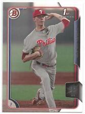 Bailey Falter Philadelphia Phillies 2015 Bowman Draft Prospect