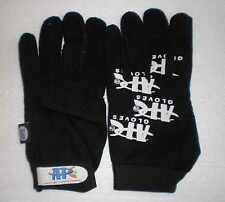 2 Pair Black Driving/Utility Gloves Men Size XL
