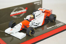 MINICHAMPS McLaren MP4/10 Mercedes 1/43 M.Blundell 1995