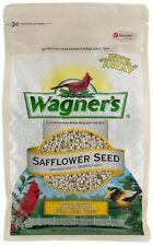 Wagner's 5 lb. Safflower Seed Wild Bird Food Premium Wagners Blended Bag Fresh
