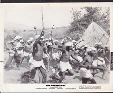 The Naked Prey with Cornel Wilde 1964 original scene movie photo 28163