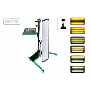 Professional PDR LED Light on tripod. Article 04060