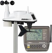 Davis 6250 Solar Powered Vantage Vue Wireless Home Weather Station 2.5s Updates