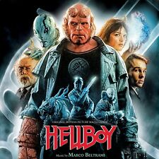 Hellboy - Complete Score - Red Vinyl - Limited Edition - Marco Beltrami