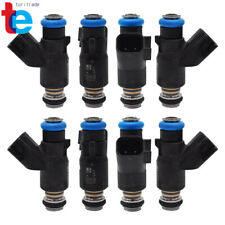 Set of 8 Fuel Injector Fit for 2010-2013 Chevrolet GMC 4.8L & 5.3L