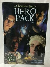 A Touch of Evil Hero Pack Two New (Sealed) Out of Print