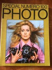 PHOTO MAGAZINE N°100 de 1976 - SPÉCIAL NUMÉRO 100 -ca78