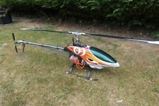 Thunder Tiger Carbon Fibre Radio-Controlled Helicopters