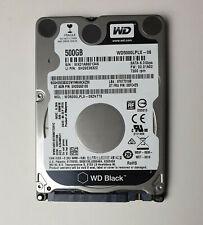 """Western Digital WD5000LPLX 2.5"""" 7mm 500GB SATA III 6Gb/s 7200RPM HDD"""