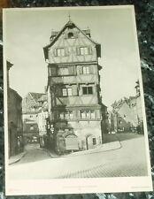 Nürnberg Paniersplatz Grolandsche Haus: alte Tafel groß