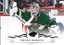 Devan Dubnyk #92 - 2018-19 Series 1 - Base