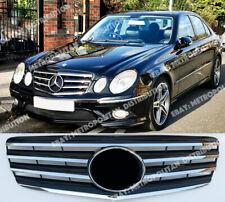 Mercedes E LCI w211,2006+ Grill,Saloon/Estate,AMG E63 look:Center Star.E220;E280
