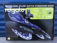 Neo Royale Inline Roller Blades Beginner Sizes 9-10 New In Box