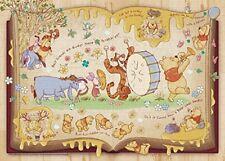 Epoch jigsaw puzzle decoration Winnie the Pooh Honey Story 500 piece